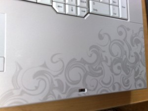 Muster Fujitsu - Notebook