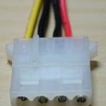 Molex-4pin-Stecker
